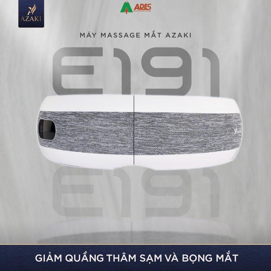 May Massage Azaki 4D AZ E191 Plus chat luong