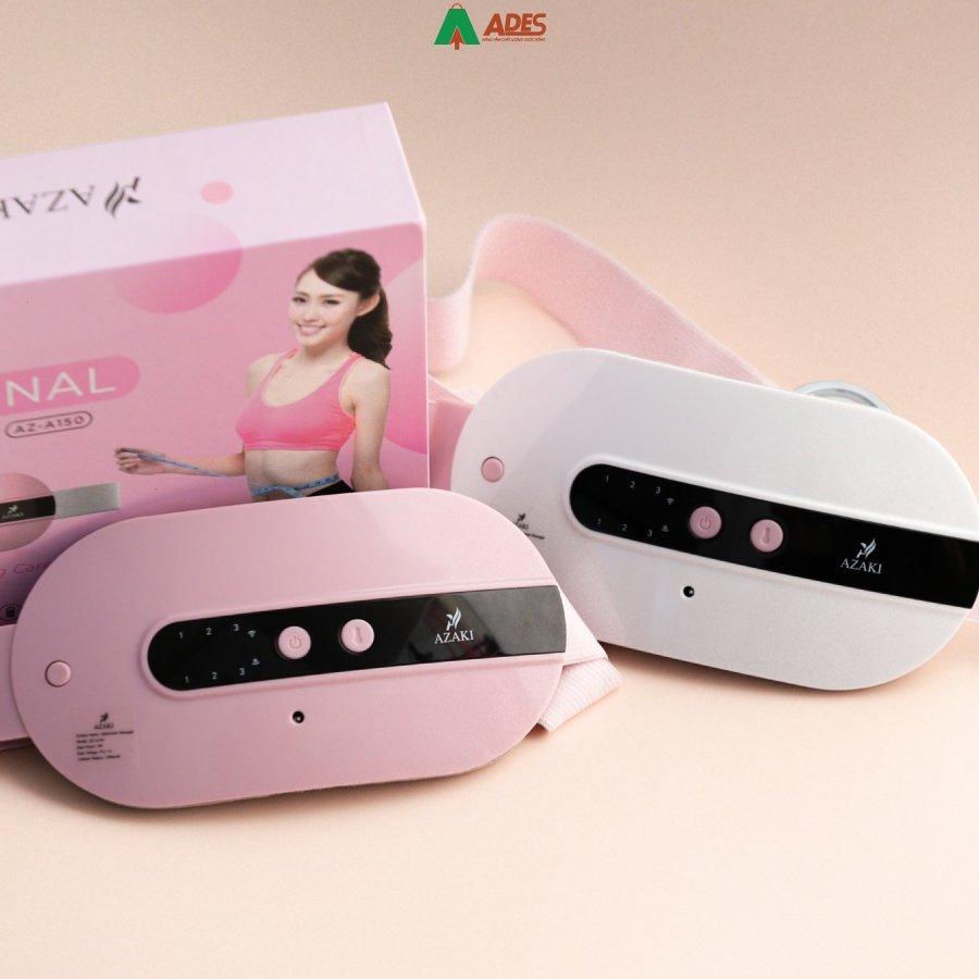 May Massage Azaki A150 tinh te trong tung chi tiet